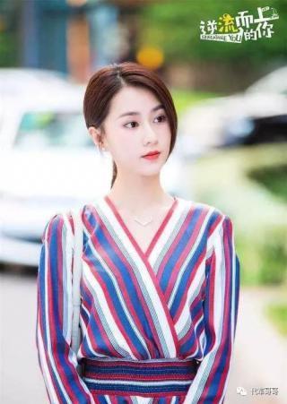 长相神似杨紫,演《醉玲珑》成名,如今25岁饰演齐楠.