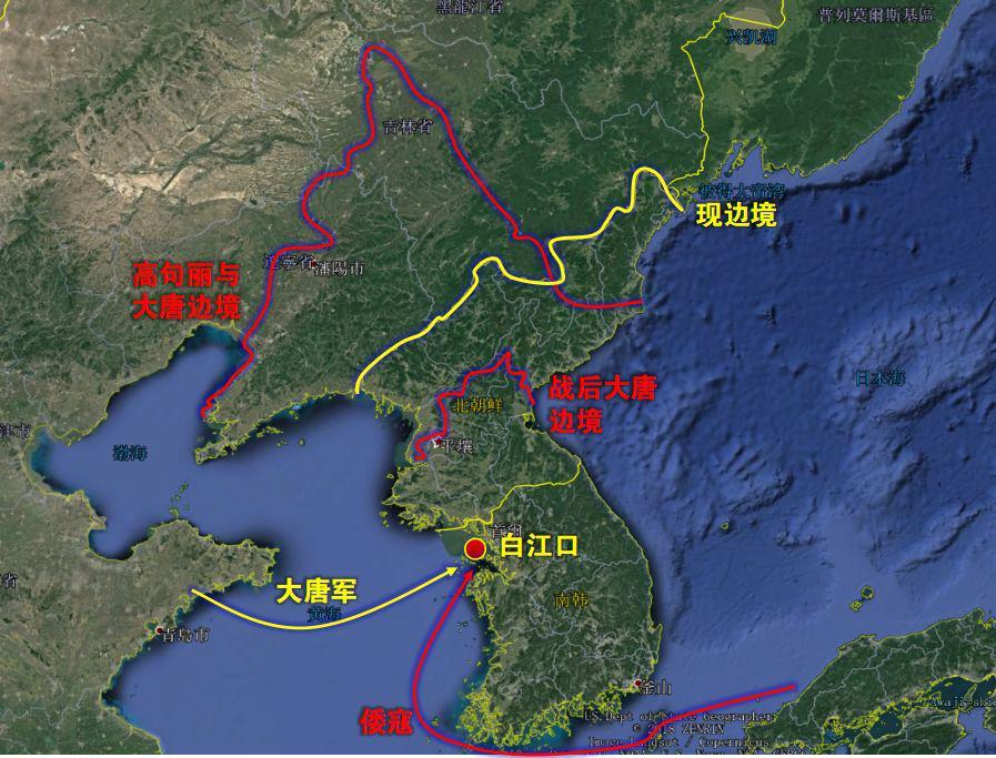 此次战役是中日两国的第一次交战,也是东北亚地区已知较早的一次具有图片