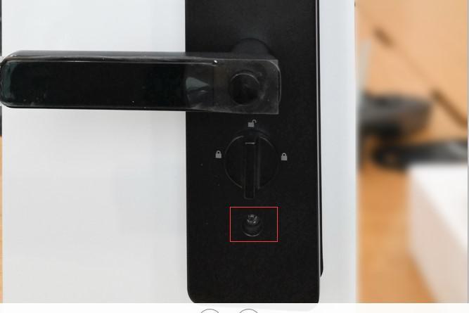 米字锁安装步骤