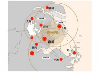 长三角一体化利好频传 环上海置业到底买哪里?