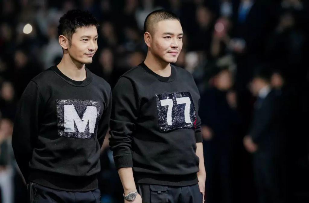 2017 年,擅长投资的黄晓明联手张帅,打造设计师跨界品牌 m-77.图片