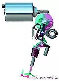 《可变气门 —— 让引擎的输出更加高效》