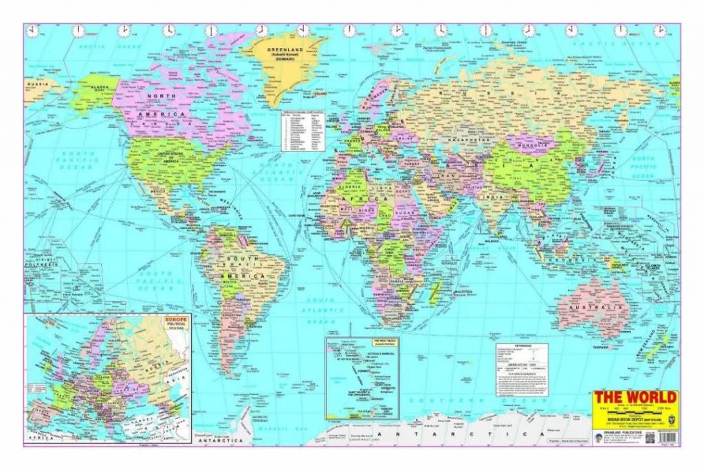 外国使用的中国地图为什么大多有错