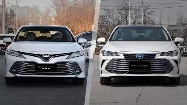 凯美瑞硬刚亚洲龙,丰田两大家轿谁的性价比更高?