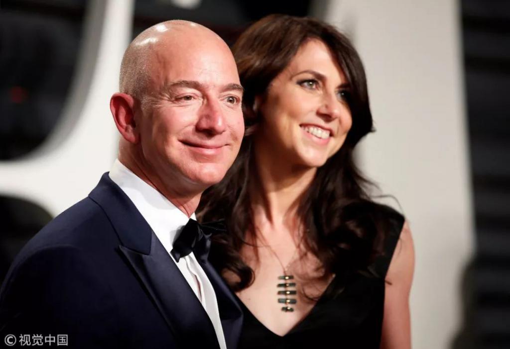 《全球首富离完婚,还是全球首富》