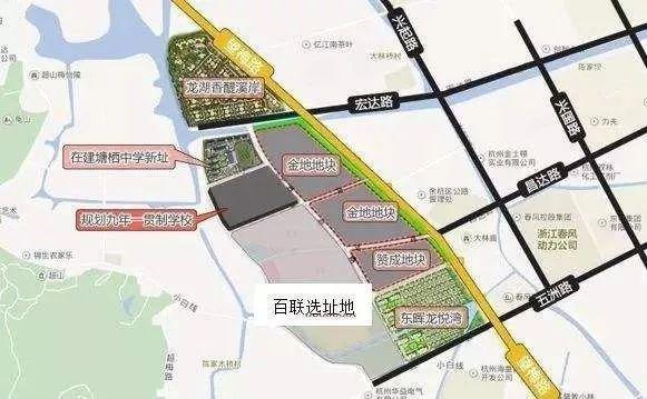 參考因市民之家躍升為杭州市政務中心的錢江新城,此番臨平新市民之家圖片