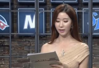 韩国女主播为了收视率真是拼了