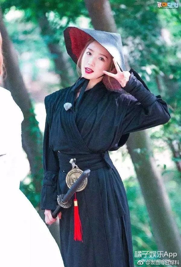 孟美岐也接了一部古装电影,《诛仙》她演碧瑶1970年以来香港票房电影排行榜图片