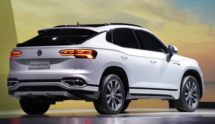 大众新车型_大众继续深耕 suv 市场:5 款新车型先于上海车展登场