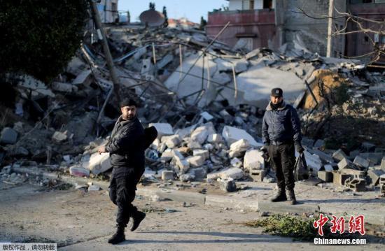 哈马斯 法塔赫_哈马斯和法塔赫_以军轰炸哈马斯多地