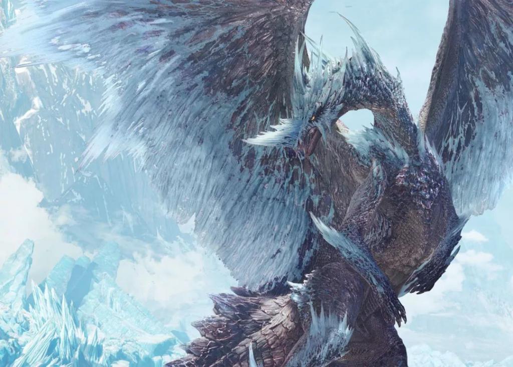 《怪物猎人世界:iceborne》dlc 情报汇总,迅龙再度登场