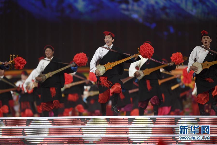 亚洲舞码_亚洲文化嘉年华在北京举行