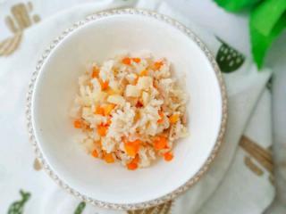 排骨土豆饭怎么做肥肠是白色的图片