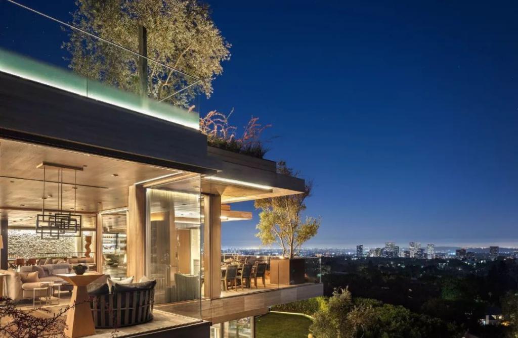 这栋别墅6亿的售价,到底有多奢华?硅谷别墅三期图片