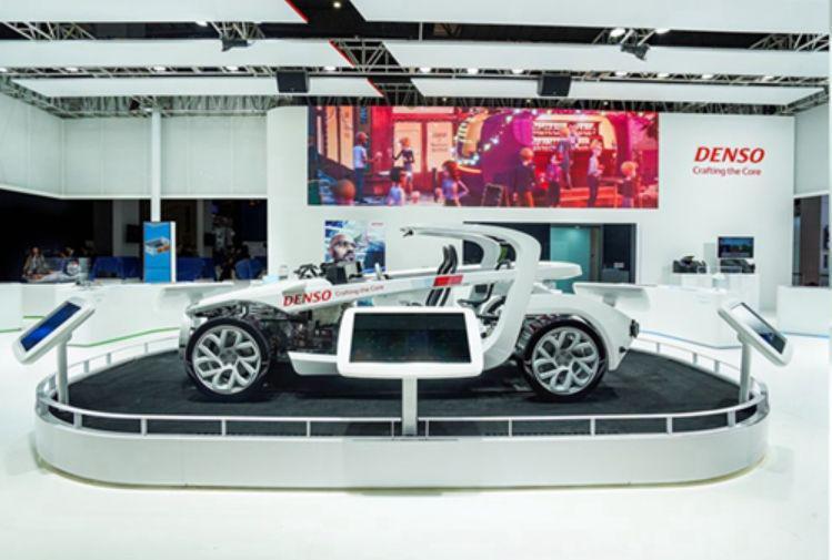 10 万平方米的华南新厂区,提前布局新能源汽车相关产业.