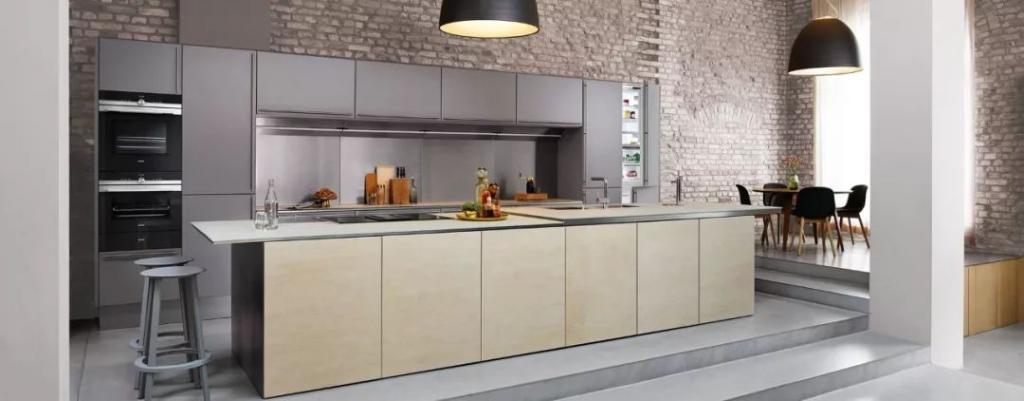 体验厨房里的设计美学 设计显美感.