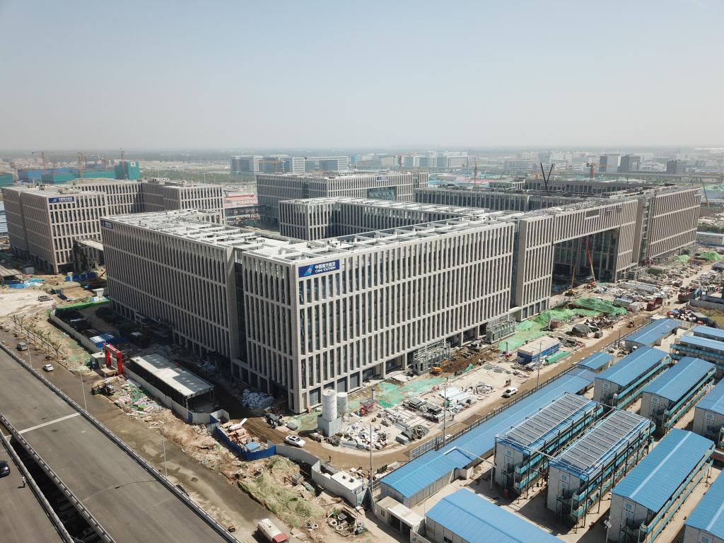 新京报讯(记者 王胜男)6 月 29 日,南航在北京大兴国际机场机务维修