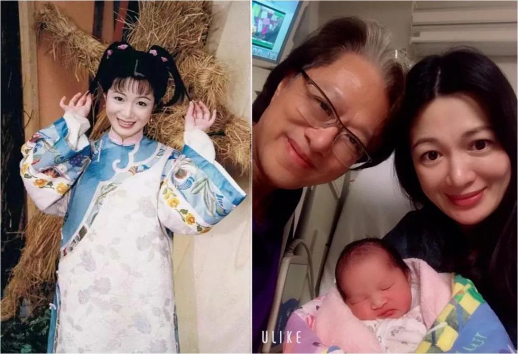 陈少霞三胎产女