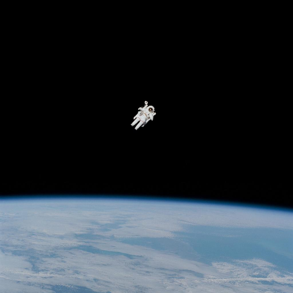 nasa on unsplash