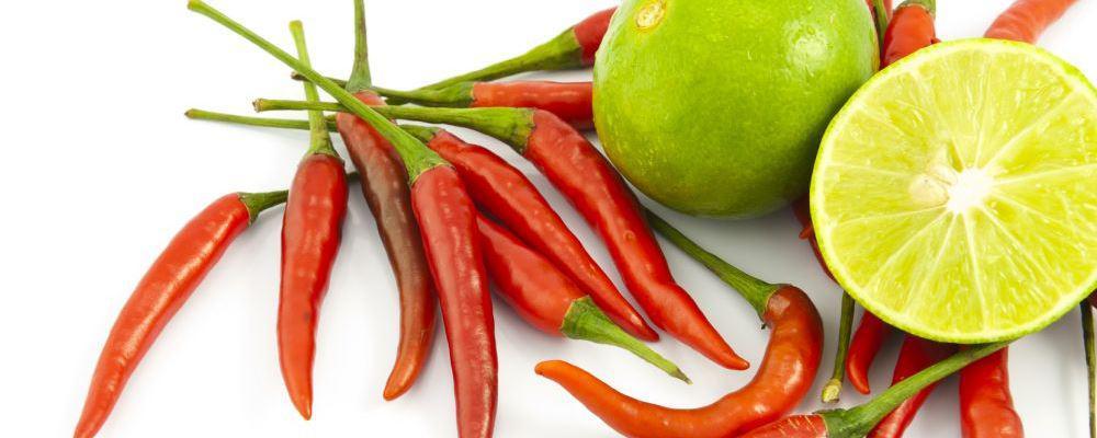 梦见吃辣椒是甜的