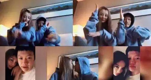 后入自拍视频_说唱歌手 pgone 与女艺人李小璐的两段亲密自拍视频.