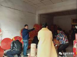 非法储存、销售烟花爆竹 安乡县4处超市被查