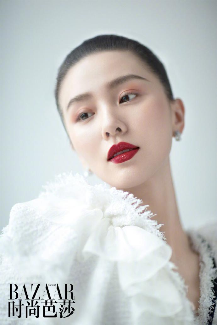刘诗诗+芭莎封面