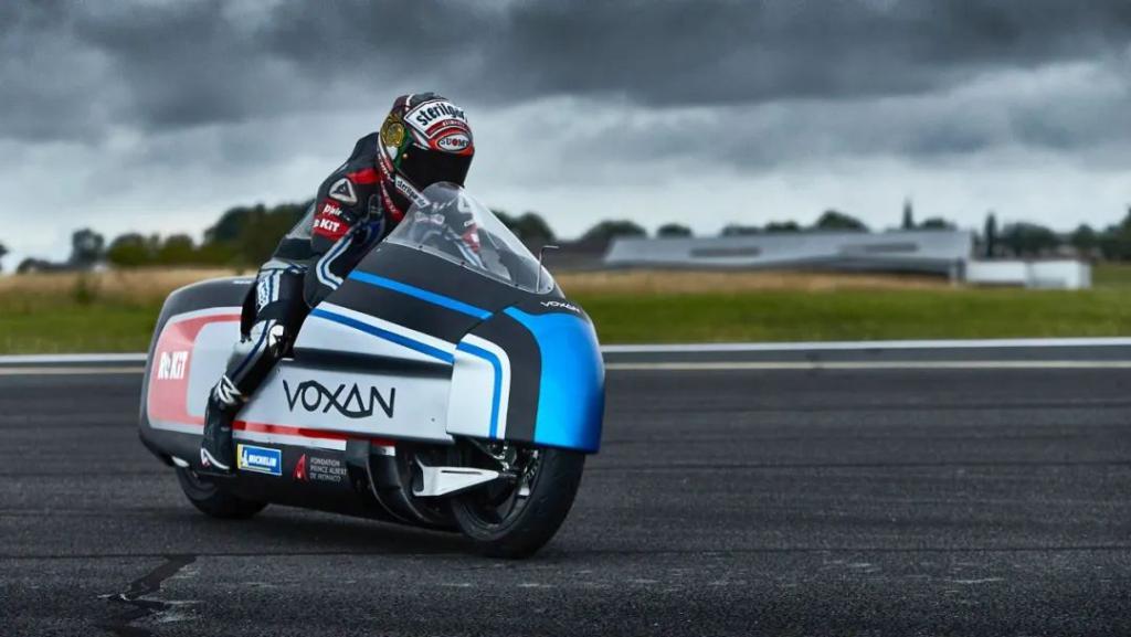 Wattman 电动超级摩托车