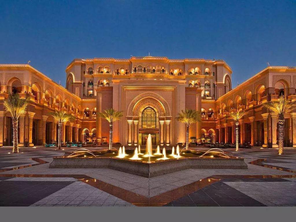 惊呆!看看中国这座价值百亿的黄金豪宅!绝对震撼!