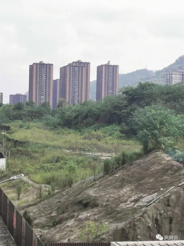 """起底和黄重庆""""捂地"""":两个挖机挖三年,几度欲转不得行"""