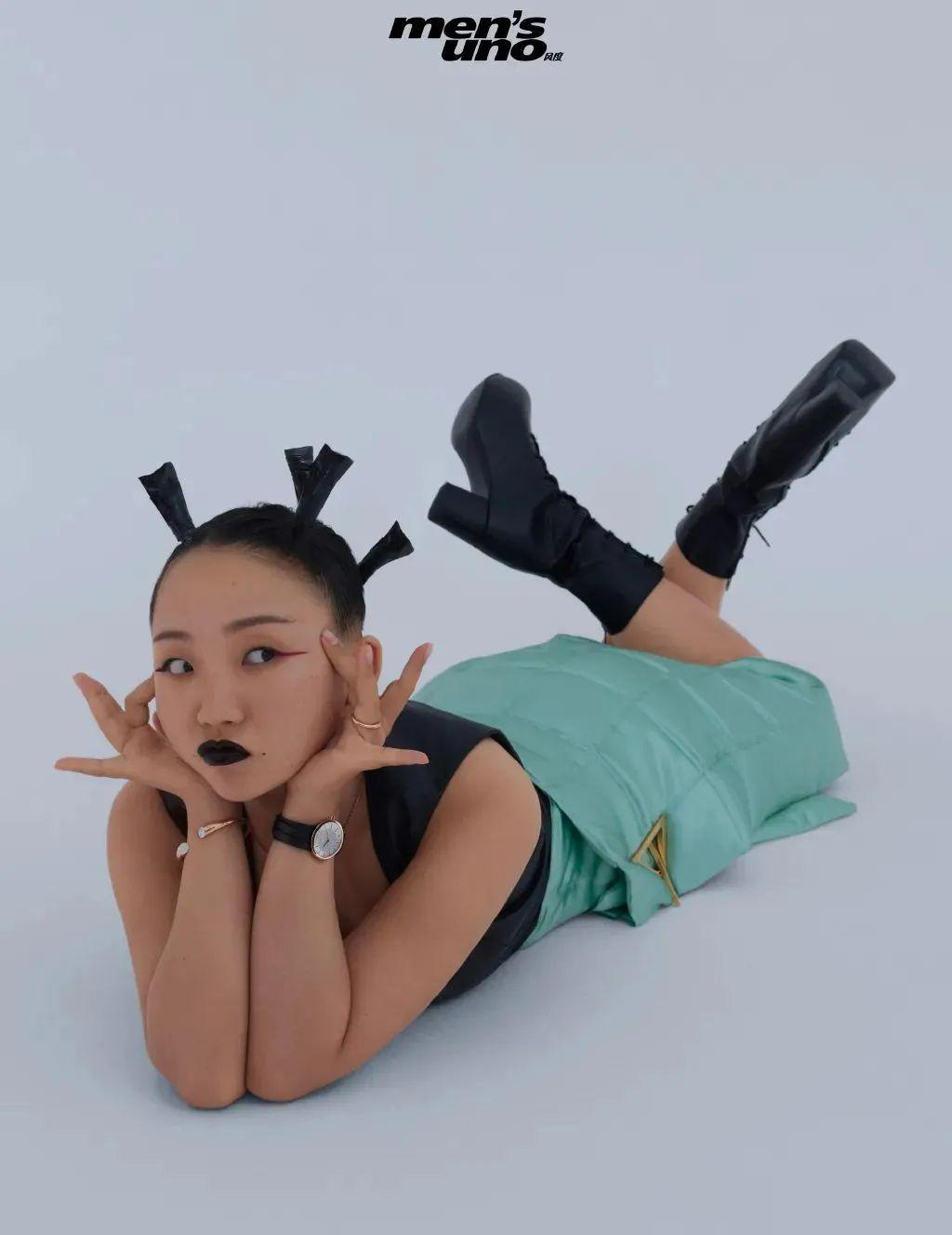 张柏芝小师妹一哭成名:长得丑就不能配拿影后了