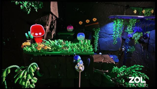 主机玩家不二神器 海信 E7G-PRO 游戏电视测试