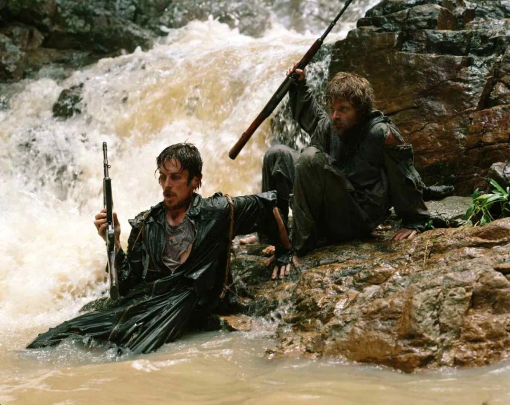 电影推荐:祸从天降!10 部荒野求生电影无尿点