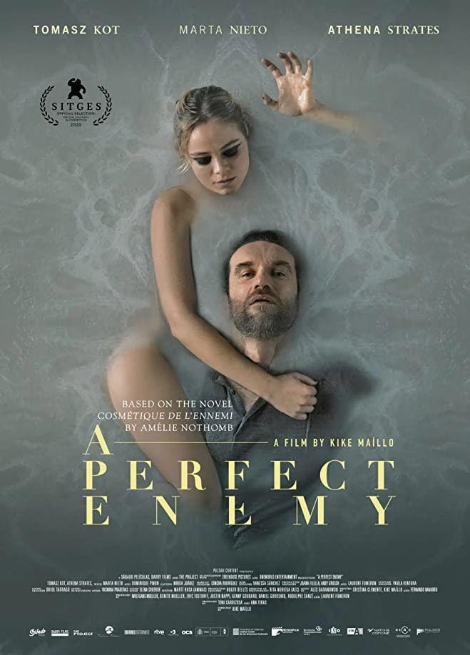 《完美敌人》影评:全程两个人演完的电影,真刺激…