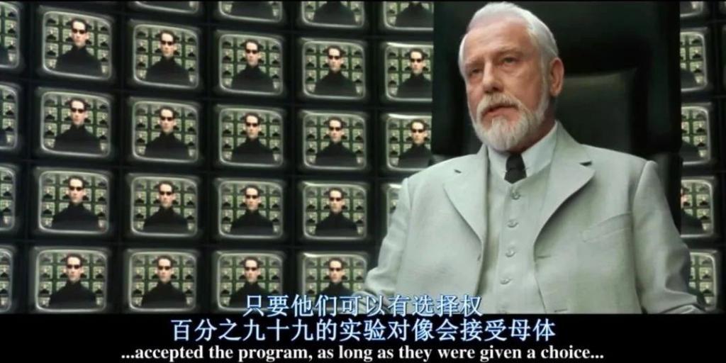 卧槽!「黑客帝国 4」真上了