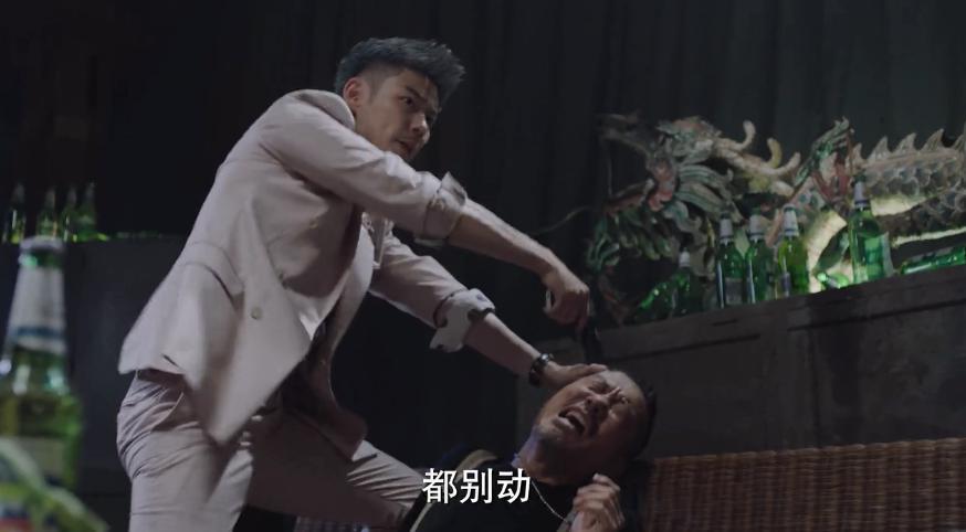 《不说再见》影评:这样的卖腐,十级辣眼