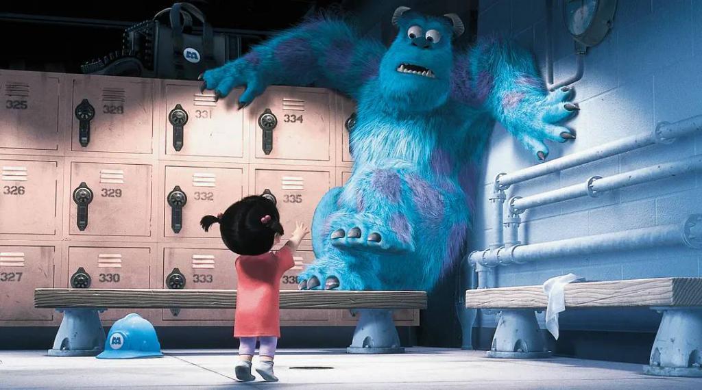 《怪兽上班》影评:神剧再出续集,童年回忆终于回来了!