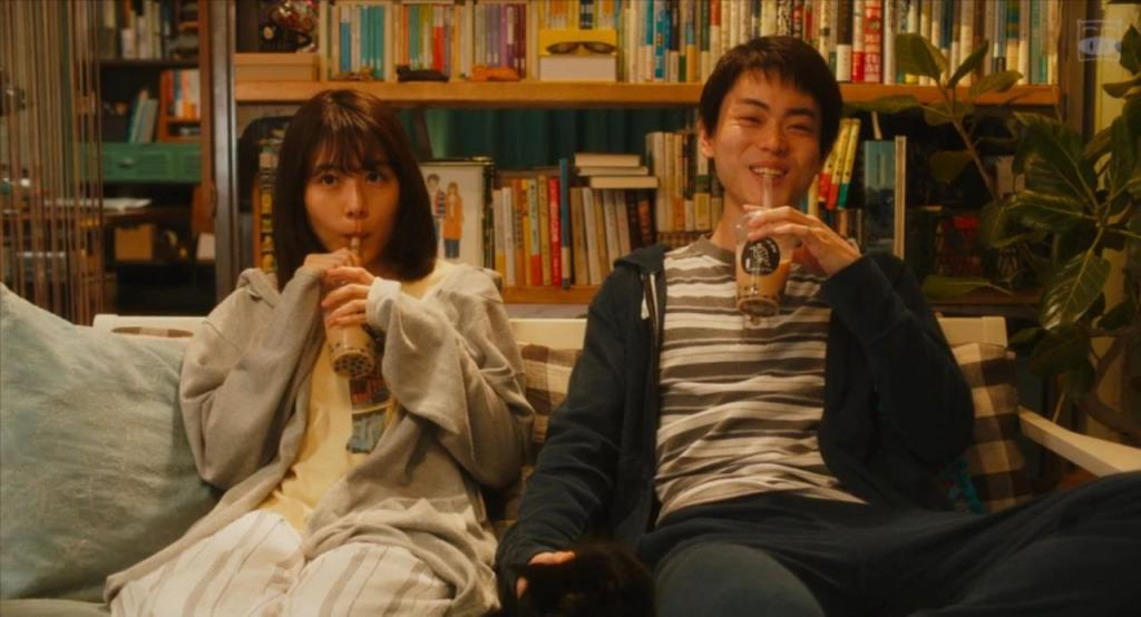 《花束般的恋爱》影评:上半年最好的爱情片,它配吗?