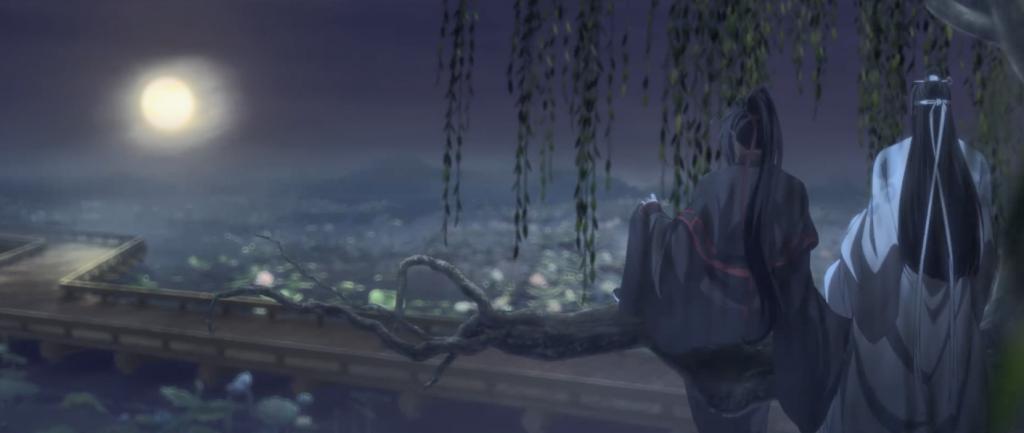 《魔道祖师完结篇》影评:结局 9.2,三刷才发现这国货细节炸裂