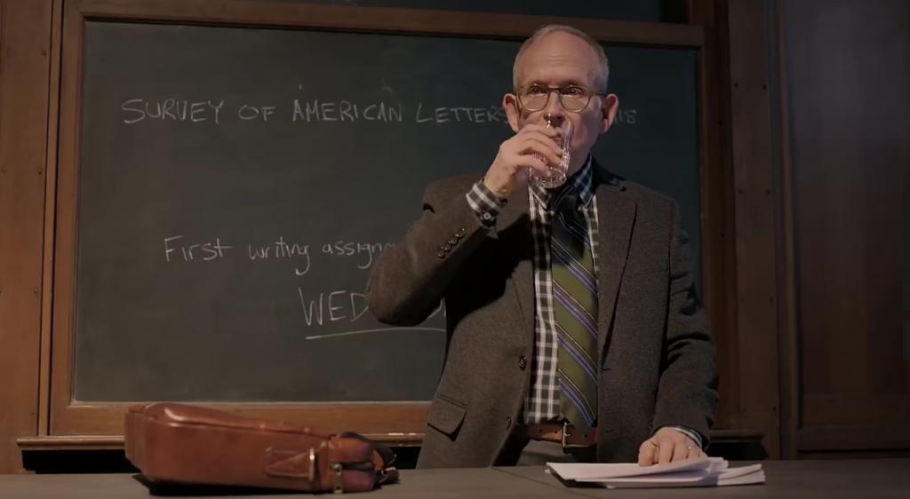 《英文系主任》剧评:这种老师就是我童年阴影