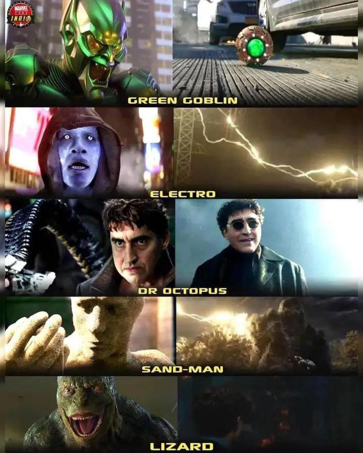 《蜘蛛侠:英雄无归》影评:刷爆全网,这过气顶流是该翻红了