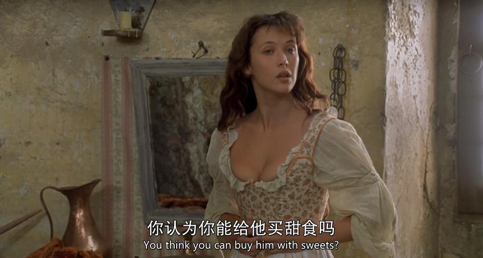 《玛奇丝》影评:赔偿百万也要拍裸戏,她这片藏不住了