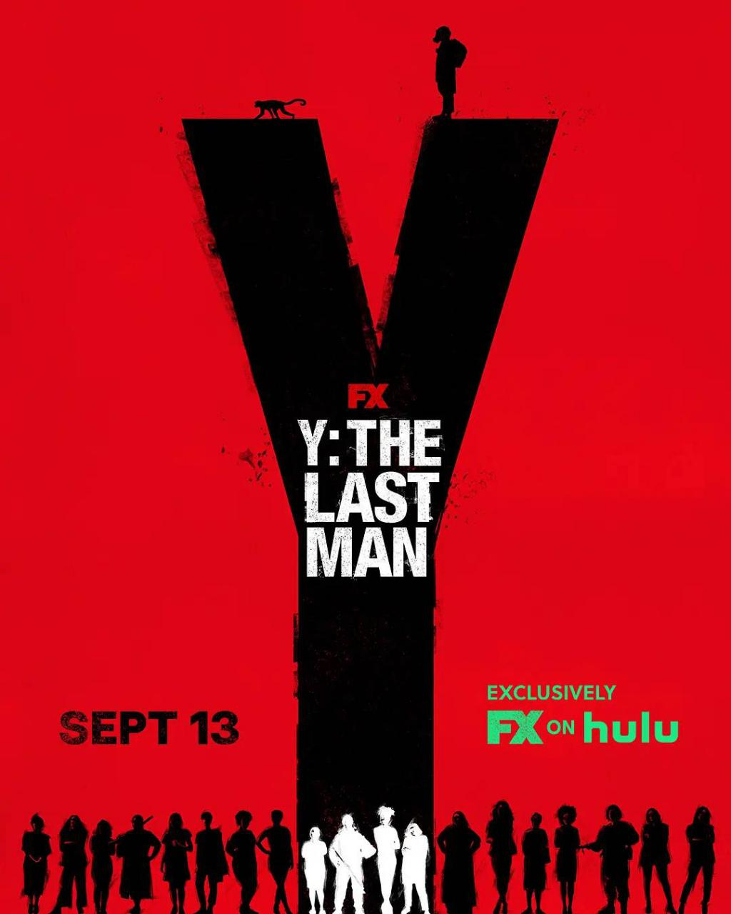 《Y 染色体》剧评:30 亿女人争 1 个男人,这剧的尺度太绝了!