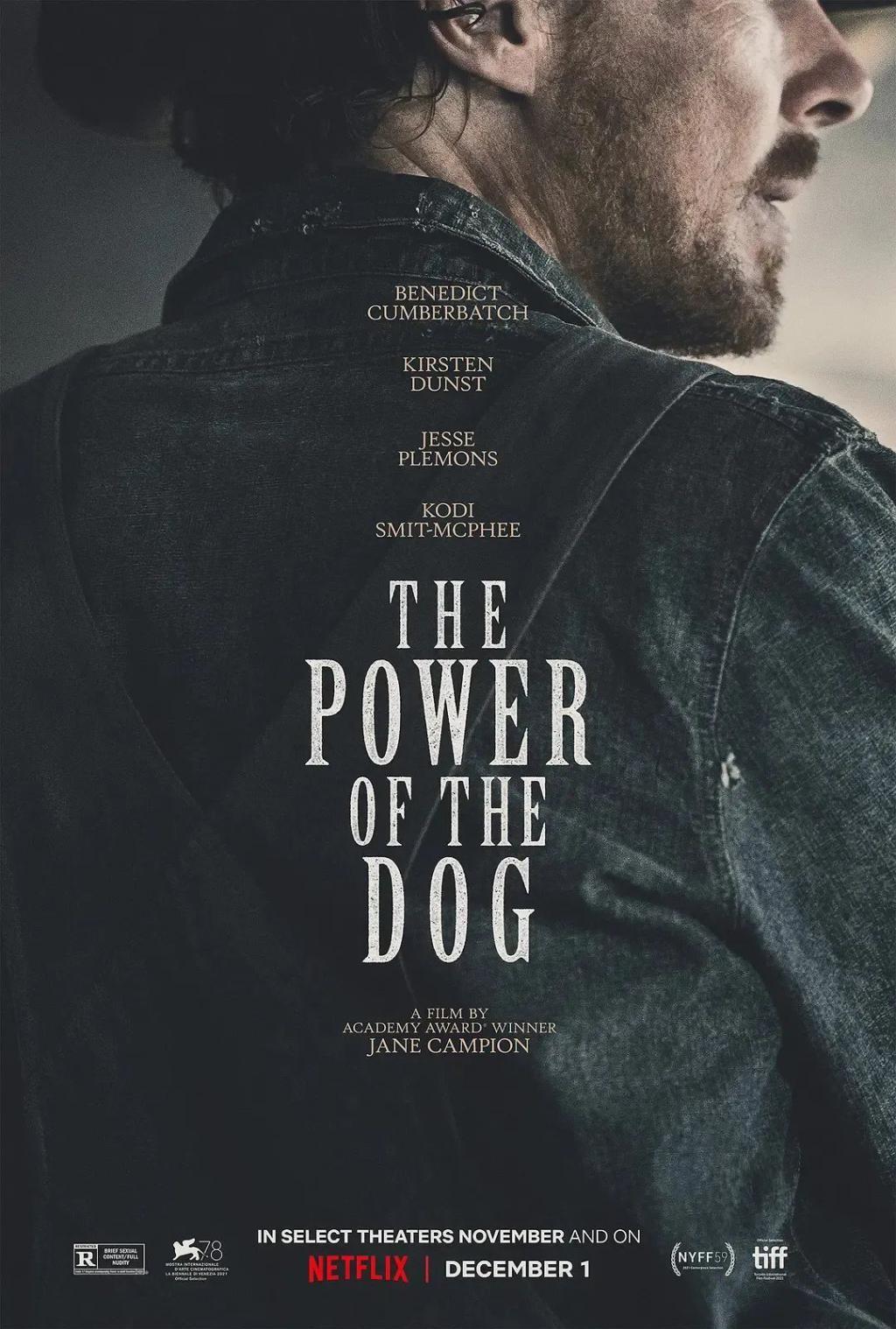 《犬之力》影评:奇异博士,原来你是假恐同,真深柜