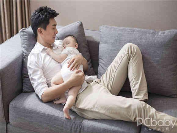 爸爸常带娃,娃长大后更优秀更聪明!