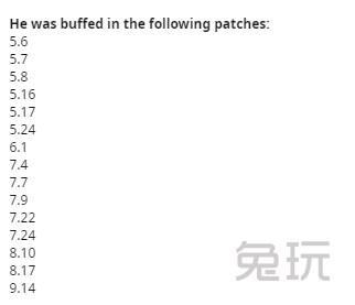 巴德在 15 个版本中被加强 从未被削弱