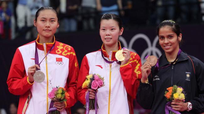 羽毛球奥运冠军李雪芮宣布退役