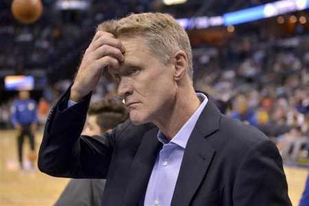 科尔:在篮球生涯中从未见过如此长的伤病名单