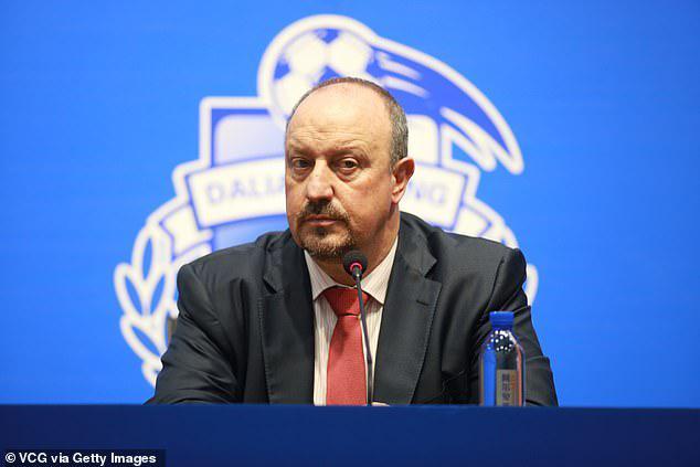 贝尼特斯:不否认来中国为了钱 我现在不想回欧洲