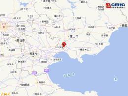 唐山发生4.5级地震,多地有震感